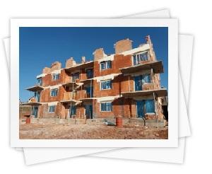 Výstavba domu č.4